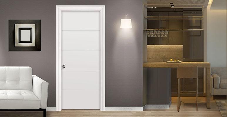 Prag Model Panel Door (Interior Door)